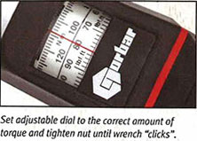 EOASAW - Adjustable Torque Wrenches - Techniks