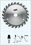 FS Tool Conic Scoring Saw Blades